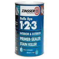 Bulls Eye® 1-2-3 Primer & Sealer Paint 2.5 litre