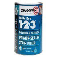 Bulls Eye® 1-2-3 Primer & Sealer Paint 500ml