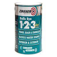 Bulls Eye® 1-2-3 Plus Primer, Sealer & Stain Kille...