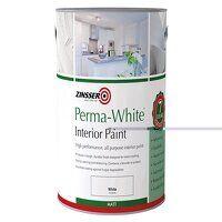 Perma-White® Interior Paint Matt 1 litre