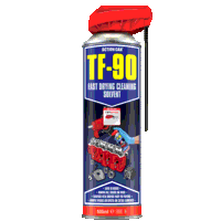 TF-90 Fast Drying Cleaning Solvent 500ml