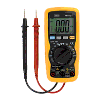 TM102 Sealey Professional Auto-Ranging Digital Mul...