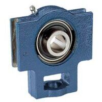 TU1.3/4TF SKF 1.3/4inch Take-up Unit with Grub Scr...