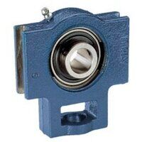 TU40FM SKF 40mm Take-up Unit with Eccentric Lockin...