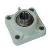 TP-SUCF206 30mm Thermoplastic 4 Bolt Flange Bearin...