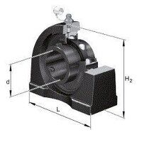 UCPA201 FAG 12mm Pillow Block Bearing - Black Seri...