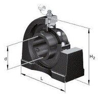 UCPA205 FAG 25mm Pillow Block Bearing - Black Series