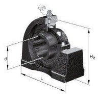 UCPA207 FAG 35mm Pillow Block Bearing - Black Seri...