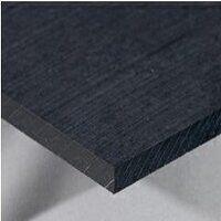 UHMWPE Black Sheet 500 x 500 x 40mm