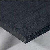 UHMWPE Black Sheet 500 x 500 x 6mm