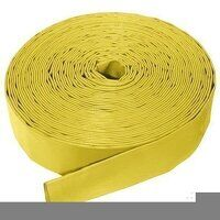 YLH2 2inch ID Yellow Layflat Delivery Hose 100mtr
