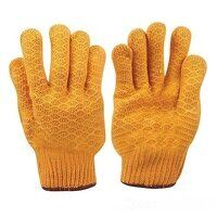 Yellow Gripper Gloves (349760)