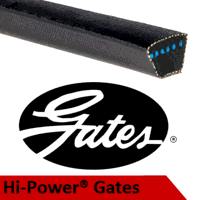 Z19.5 Gates Hi-Power V Belt (Please enquire for availability/lead time)