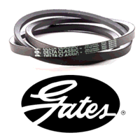 Z26.5 Gates Delta Classic V Belt