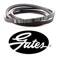 Z34.5 Gates Delta Classic V Belt