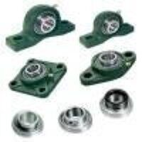 Housed & Flanged Bearings