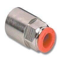 2L02006 6mm to 1/4 BSP Push in Female Stud