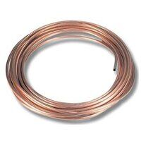 MCT-6 6mm OD Copper Tubing Metric (10mtr)