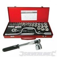 Silverline Socket Sets