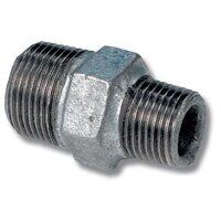 GHRN3814 3/8inch x 1/4inch BSP Reducing Hexagon Ni...