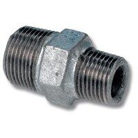 GHRN3438 3/4inch x 3/8inch BSP Reducing Hexagon Ni...