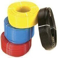 SFN10/070N 10mm x 7mm Black Extra Flexible Nylon T...