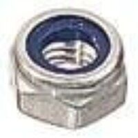 M12 Zinc Plated Nyloc Nuts