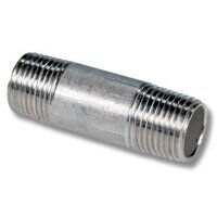 1.1/2x1.1/2inch BSP Stainless Steel Barrell Nipple...