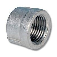 1/4inch BSP Stainless Steel Round Blanking Cap (SS...