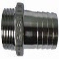 3/8inch to 1/2inch St. Steel Reducing Hosetail (SS...