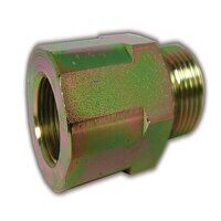 HBPA3438 3/4inch x 3/8inch BSPP Reducing Female/Ma...