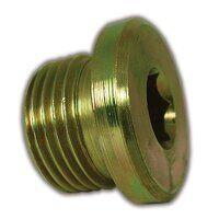 HRP14 1/4inch BSPP Inner Hex Plug