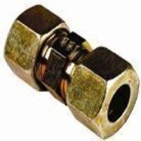 E8-S 8mm Equal Straight Coupling - Heavy Duty