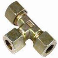 G16-S 16mm Equal Tee - Heavy Duty