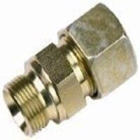 A8-L/R1/8-FORM-A/60 8mm x G1/8inch Male Stud Coupl...