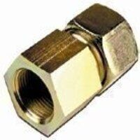AI6-L/R1/8 6mm x G1/8inch Female Stud Coupling BSP...
