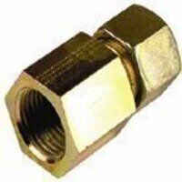 O8-L 8mm x G1/4inch Gauge Coupling - Light Duty