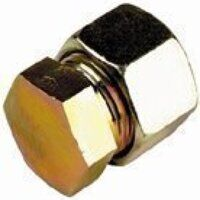 VSCHK6-S 6mm Standpipe End Plug - Heavy Duty
