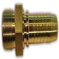 61.01.16.12 19mm x 1inch BSP Parallel Male Thread 60° Cone Seat