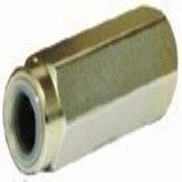 Hydraulic Check Valve - Zinc Plated Steel Body