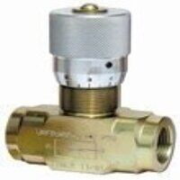 1HNV14FF 1/4inch Hydraulic Needle Flow Control Val...