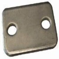 Standard Upper Plate - Stainless Steel