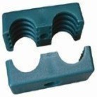 DTCL-KP-120 12mm Double Clamp Body Set - Polypropy...