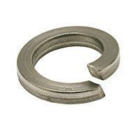 M6 BZP Spring Washers (Pack of 100)