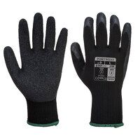 Grip Glove - Latex (BkBk / Medium / R)
