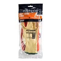Grip Glove (with retail bag) (Orange / Large / R)
