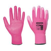 PU Palm Glove (Pink / XSmall / R)