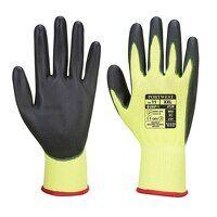 PU Palm Glove (YeBk / XXL / R)