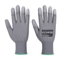 PU Fingertip Glove (Grey / XL / R)
