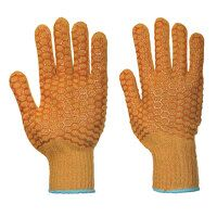 Criss Cross Glove (Orange / Large / R)